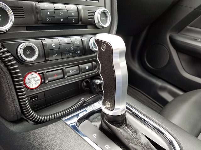 Mustang Automatic Shift Knob