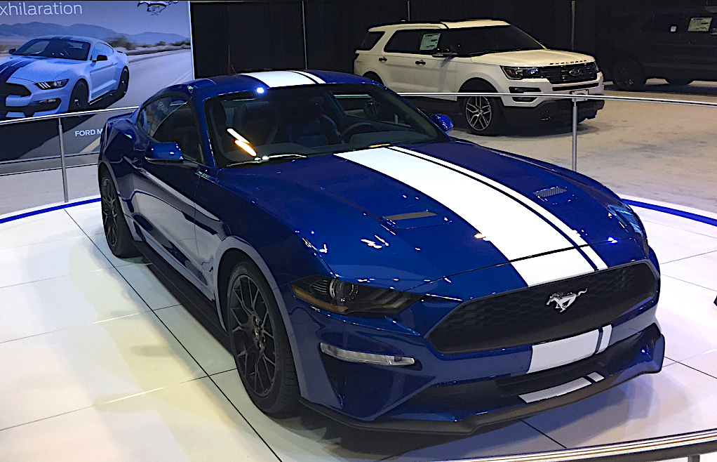 2017 Ford Mustang Ecoboost Premium >> KONA BLUE S550 MUSTANG Thread | 2015+ S550 Mustang Forum ...