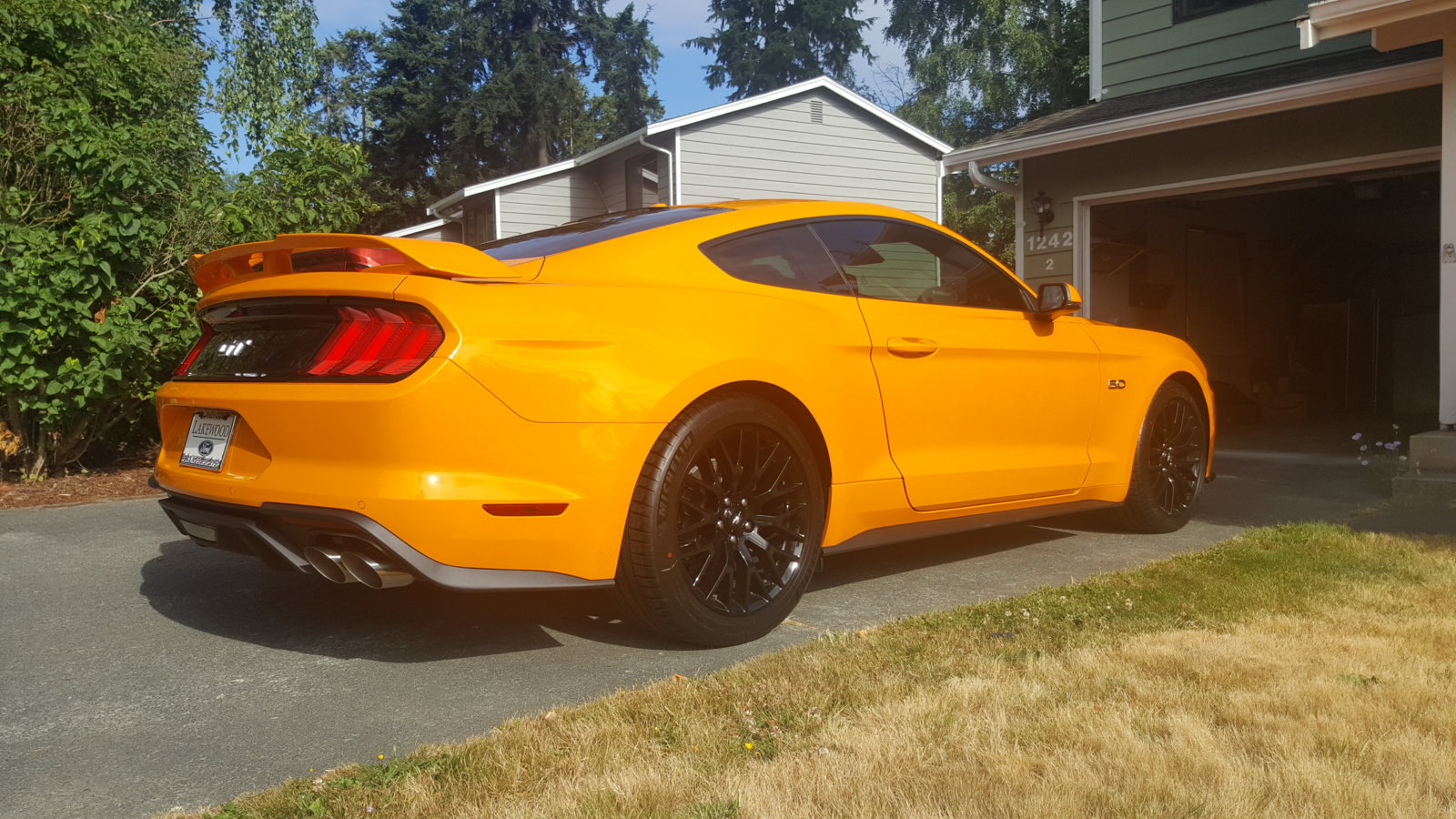 Starting 18 Gt In Track Mode Active Exhaust 2015 S550