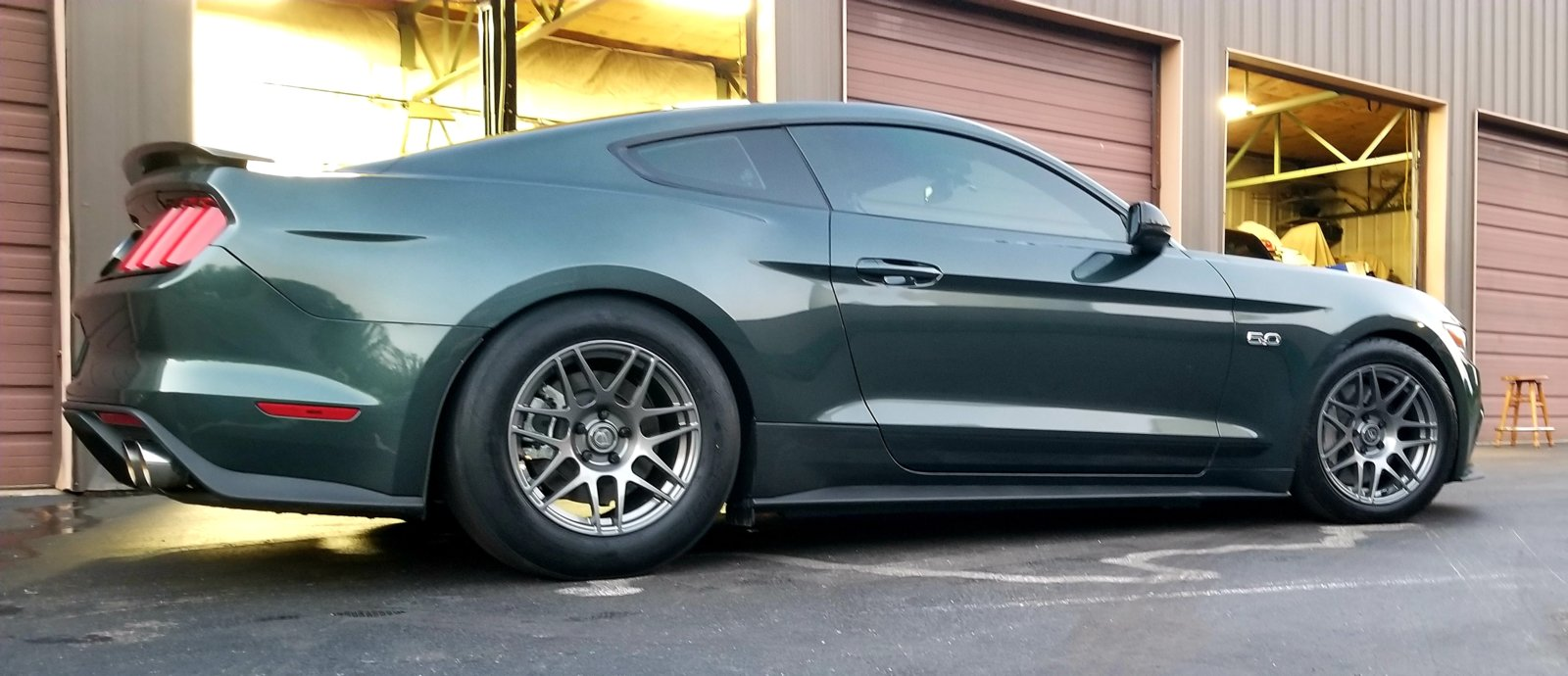 2016 Mustang Ecoboost >> Forgestar f14 dragpack? | 2015+ S550 Mustang Forum (GT ...
