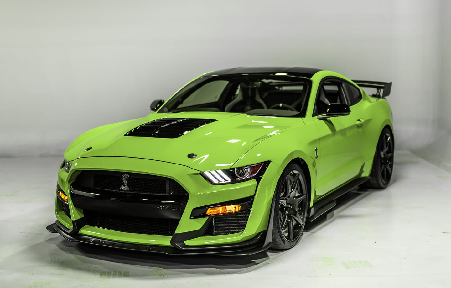 2018 Mustang Colors >> Grabber Lime GT500 pictures | 2015+ S550 Mustang Forum (GT ...