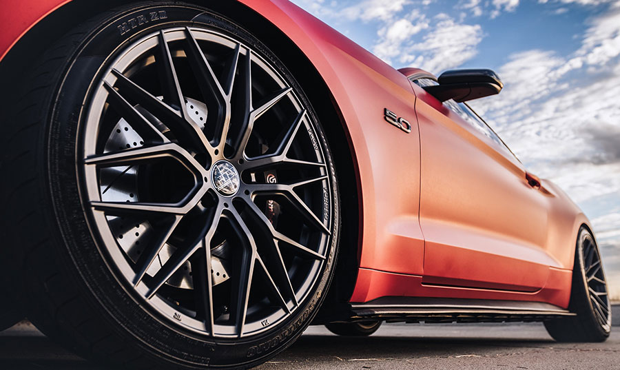 2015 Mustang Wheels >> New! 305FORGED Wheels Authorized Dealer: Flow Forged FT101 FT102 FT105 FT107 FT108   2015+ S550 ...