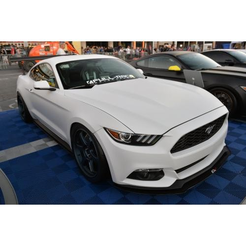 APR Front Splitter for the 2015 and up Mustang at Redline360