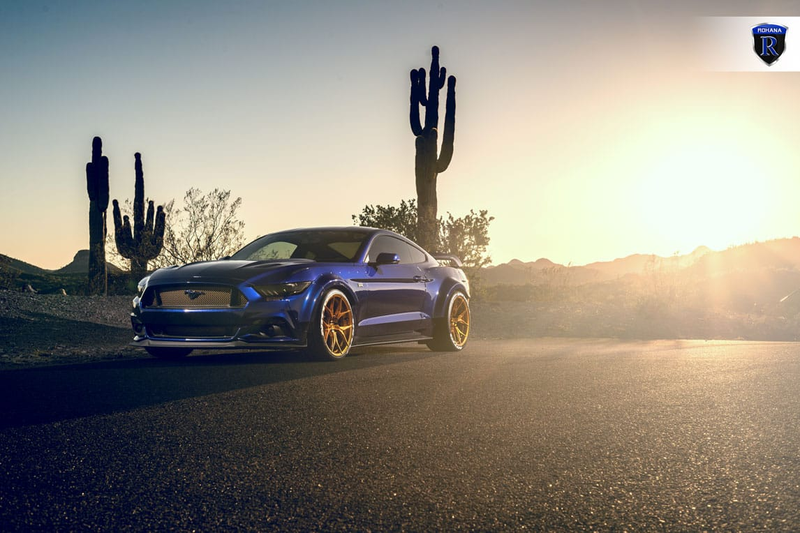 DEEP-IMPACT-BLUE-FORD-MUSTANG-GT-WIDEBODY-GOLD-ROHANA-RFX5-CONCAVE-WHEELS.jpg