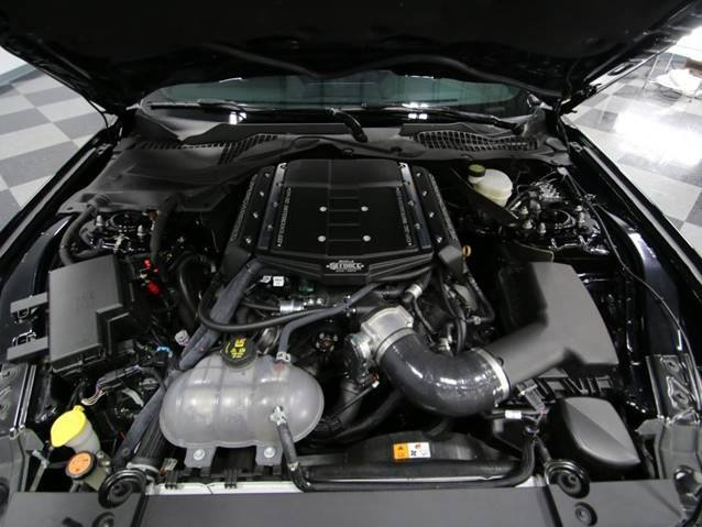 Edelbrock 2650 TVS Supercharged Mustang Cranks Out 770RWHP