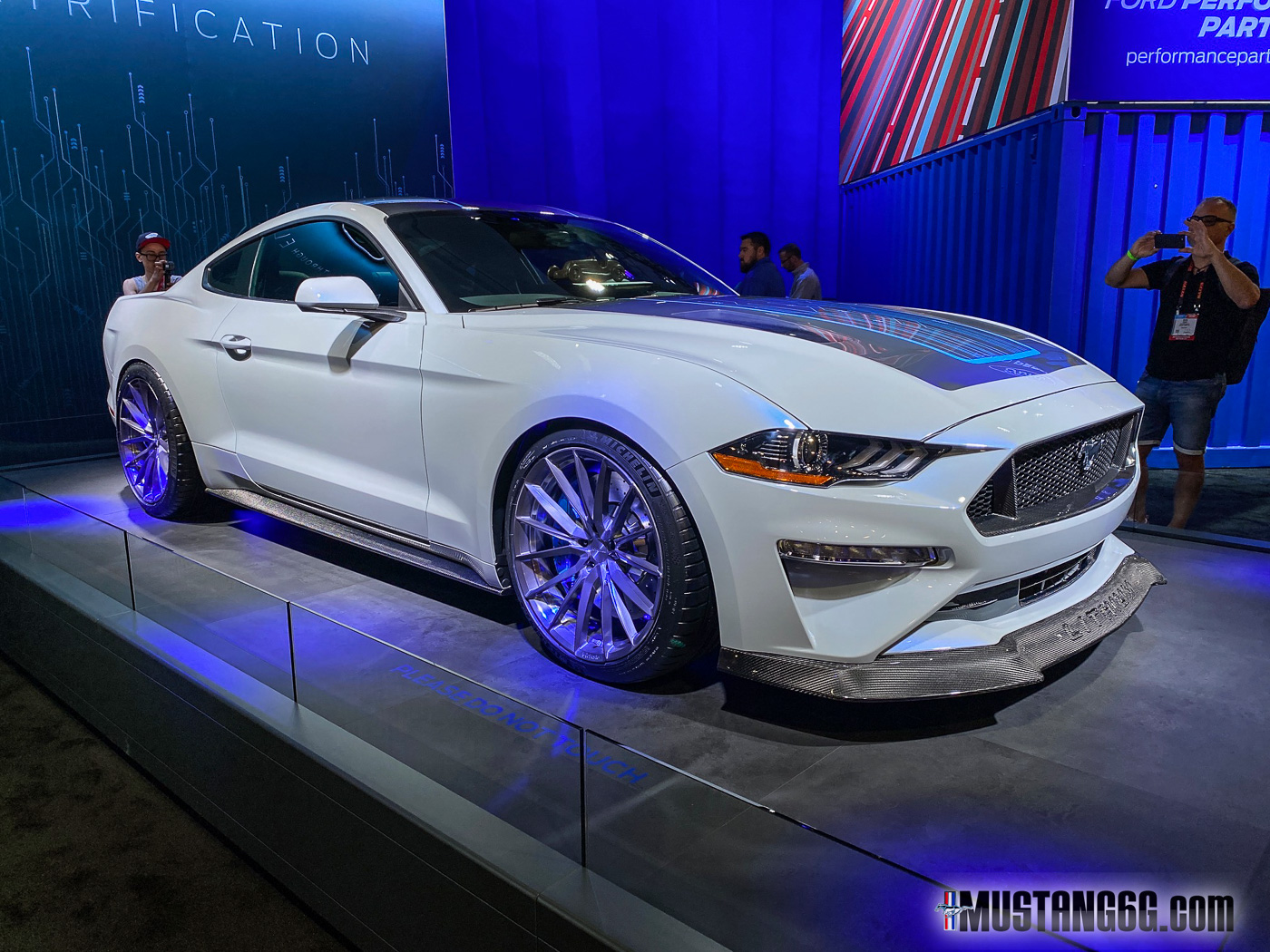 Mustang Quot Lithium Quot Battery Electric Prototype Signals