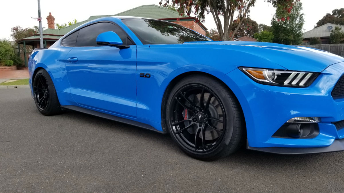 2017 Shelby Gt500 >> American Pride   All new P51 Mustang Specific wheel   Deep concave Lightweight Design   Page 2 ...