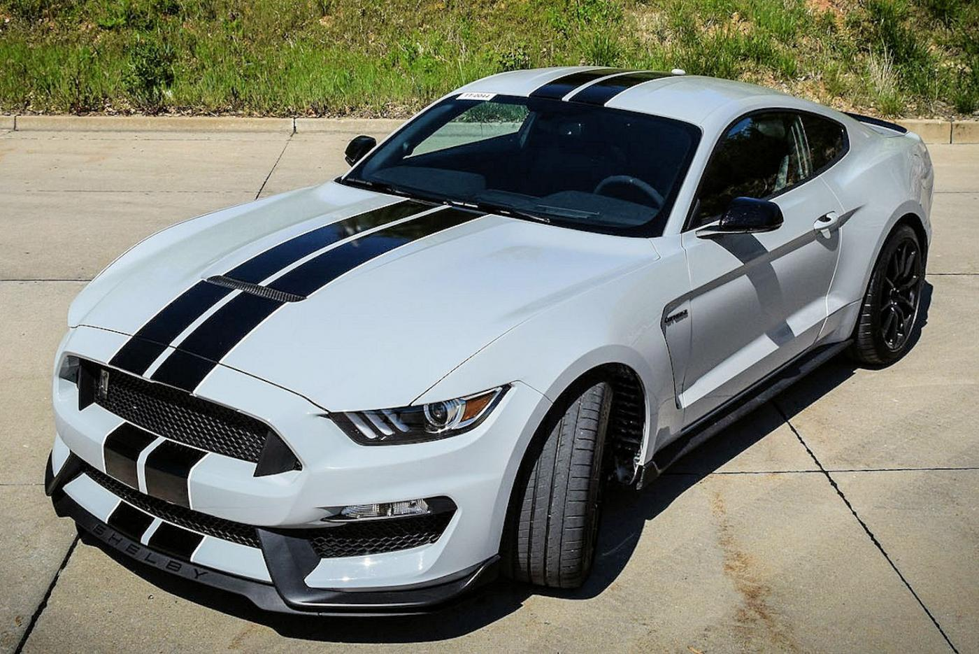 avalanche grey 2016 shelby gt350 autos post