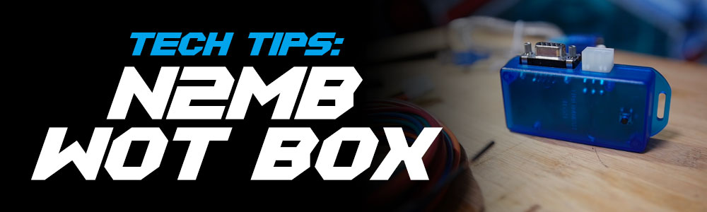 Tech Tip Tuesdays here at Lethal Performance: N2MB WOTBOX
