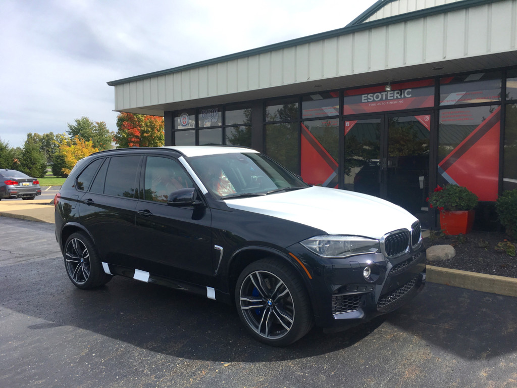 Esoteric Edition BMW F85 X5M - Diary of how to build the
