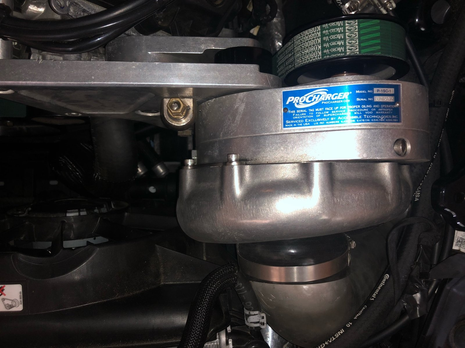 Procharger P1 Stage II, ID1050X, TIAL BOV/WG, and much more