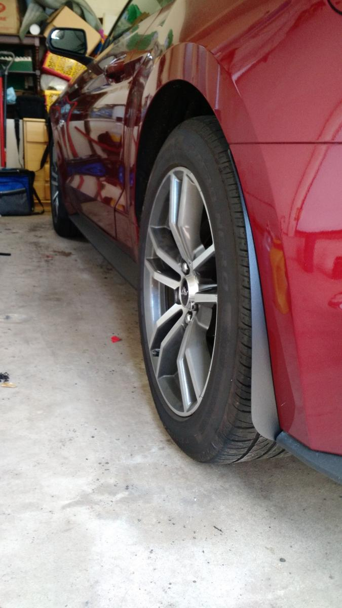Splash Guards Mud Flaps Page 3 2015 S550 Mustang Forum Gt Displaying 16gt Images For Car Body Parts Diagram Img 20160423 154646827