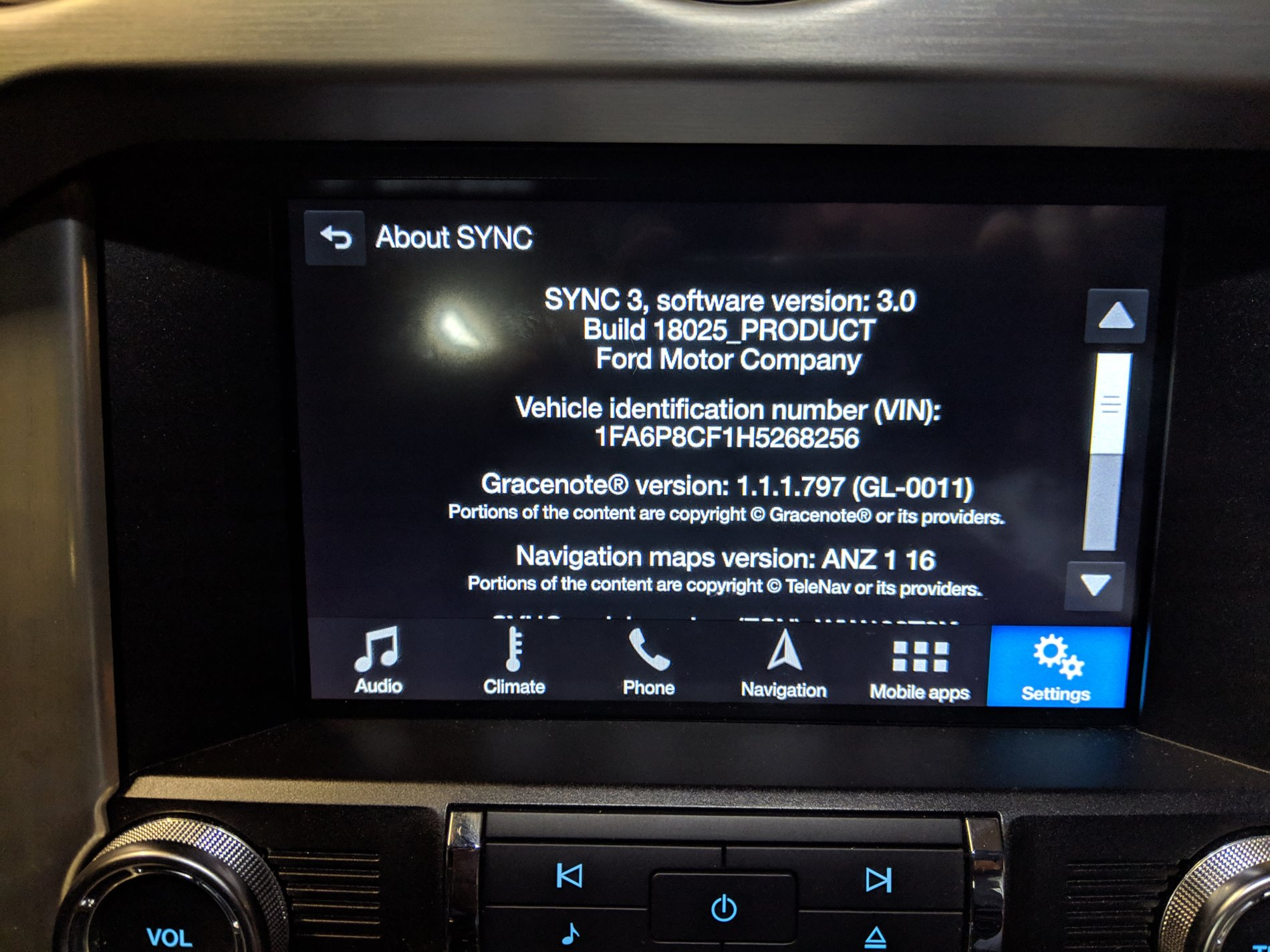 Do I need to update SYNC 3 | 2015+ S550 Mustang Forum (GT, EcoBoost
