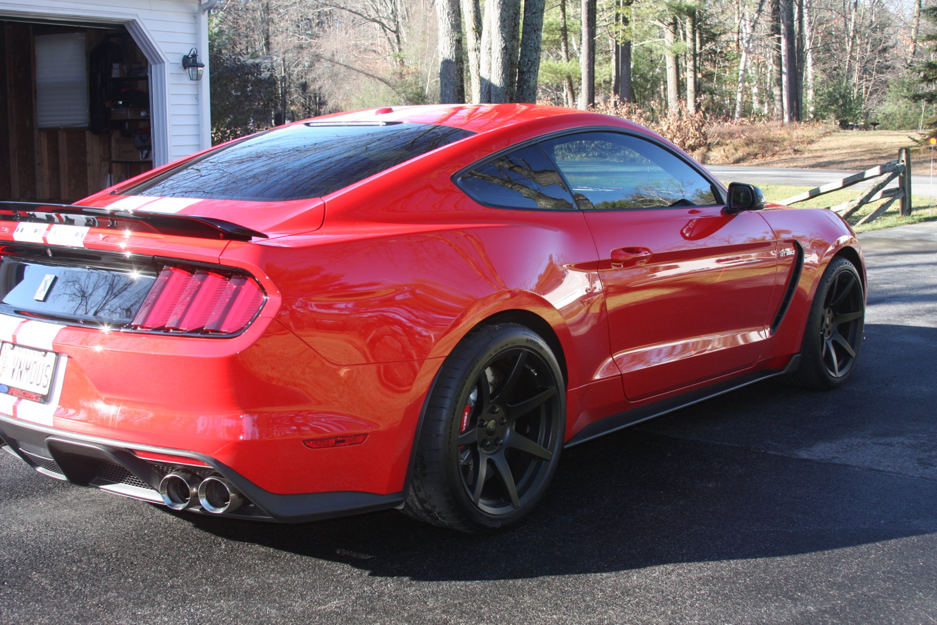 Maine - 2016 Shelby GT350 for sale | 2015+ S550 Mustang ...