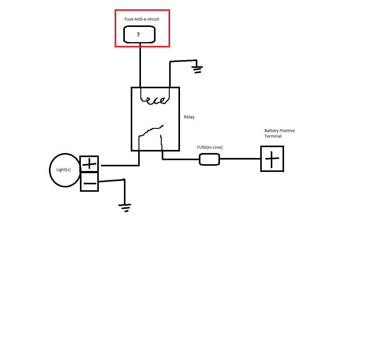 Engine Bay Fuse Box Which 2015 S550 Mustang Forum Gt In Line Lights Wiring Diagram Question