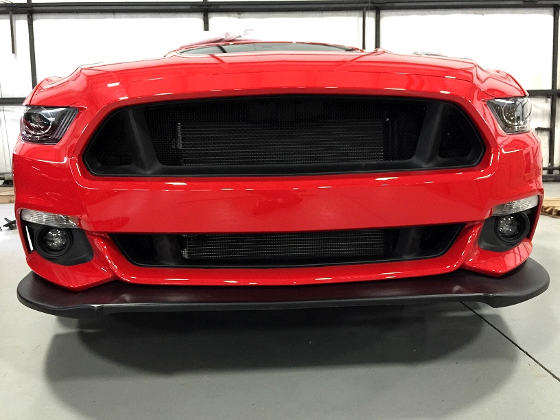 4f367844b005 RPI Designs 2015 Ford Mustang Mesh Stainless Steel Replacement ...