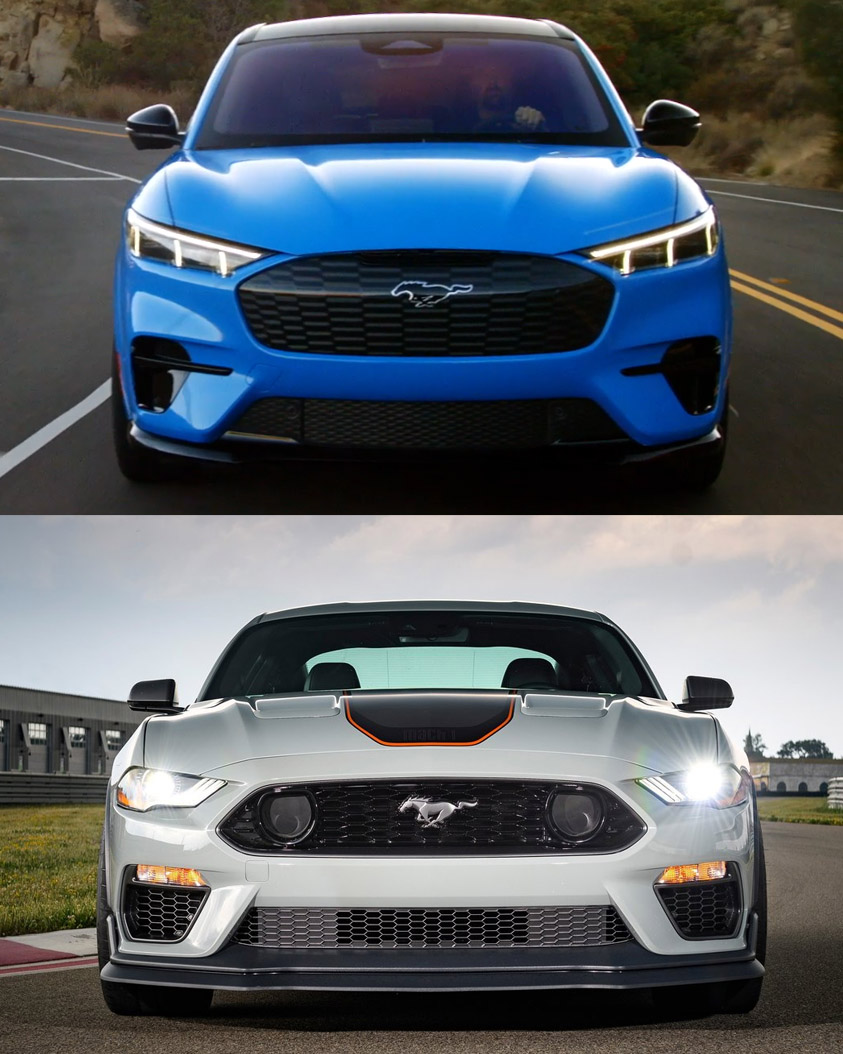 2021 Ford Mustang Mach 1 Forums