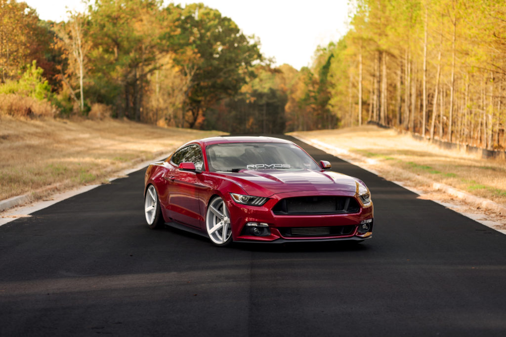 ruby-red-ford-mustang-gtpp-s550-rovos-durban-brushed-silver-concave-wheels.jpg