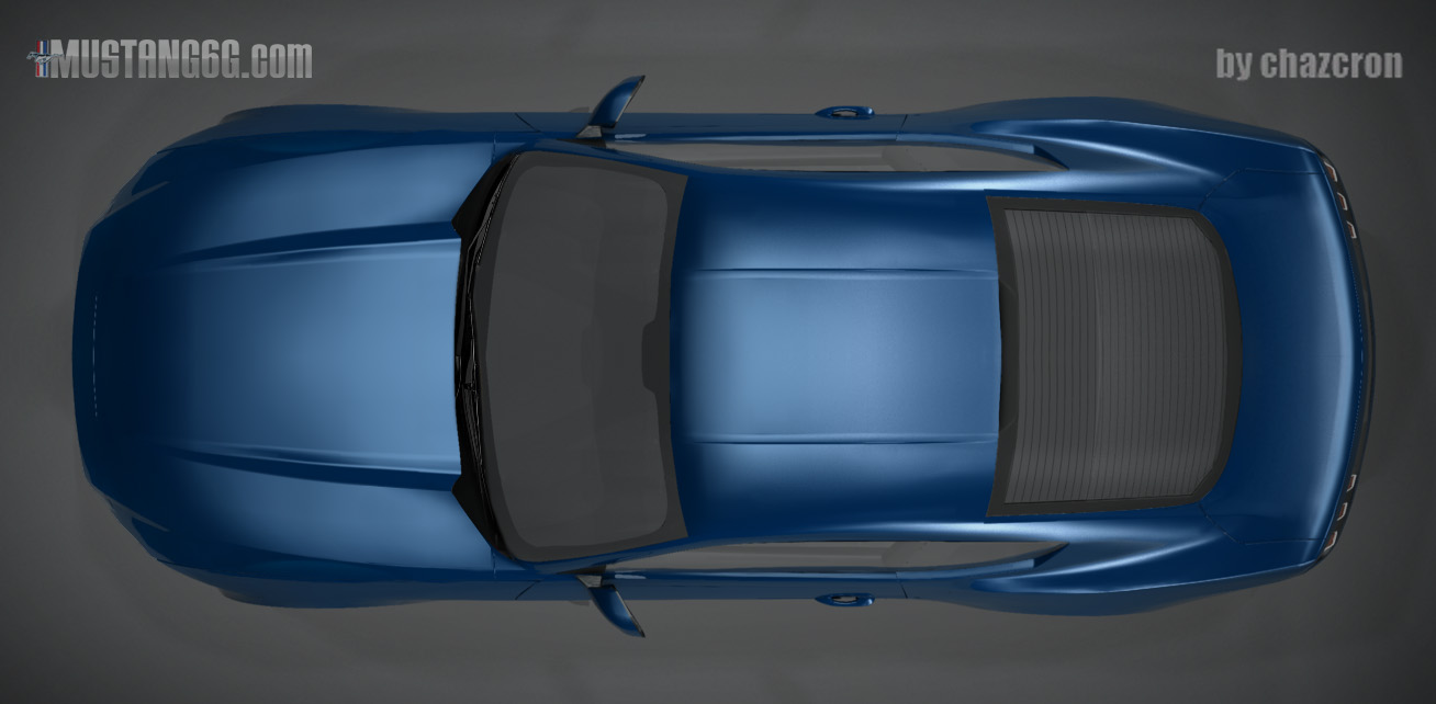 Probable 2015 Mustang News Attachment