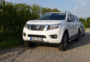 Mc Lane's 2018 Nissan Navara Tekna Twin Turbo