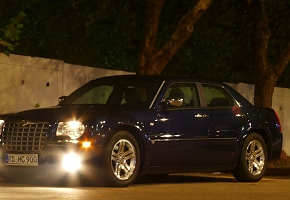 Mc Lane's 2005 Chrysler 300C 5,7 Litre HEMI V8