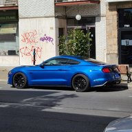 2018 mustang rpm limit at 4500? | 2015+ S550 Mustang Forum