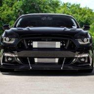 Holley Sniper EFI Fabricated Intake Manifold | 2015+ S550 Mustang