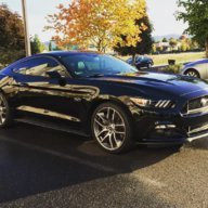 Mustang Trunk Space Impressed 2015 S550 Mustang Forum Gt