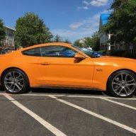 2018 Mustang GT 15 PSI Oil pressure normal? | 2015+ S550
