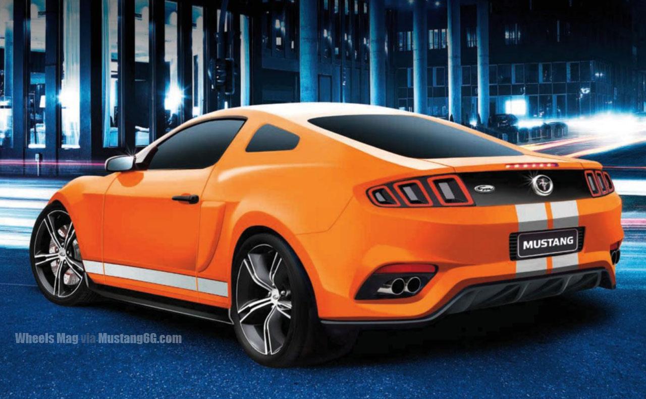 2015 Mustang S550 - Wheels (2)
