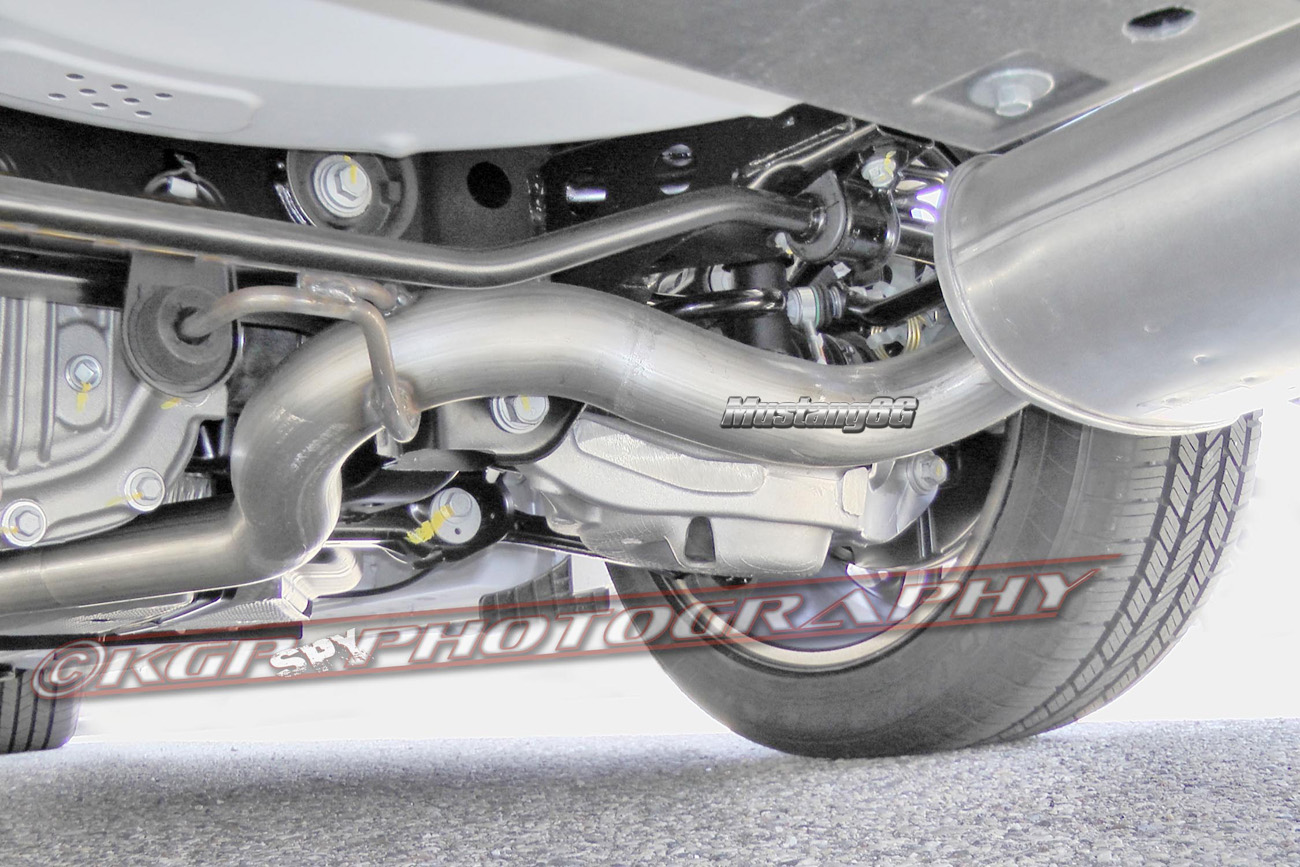 2015 Mustang Independent Rear Suspension 2015 Mustang Forum News