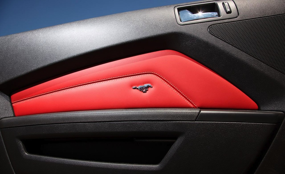 2015 Mustang S550 Door Panel Molds Made By Weber Manufacturing