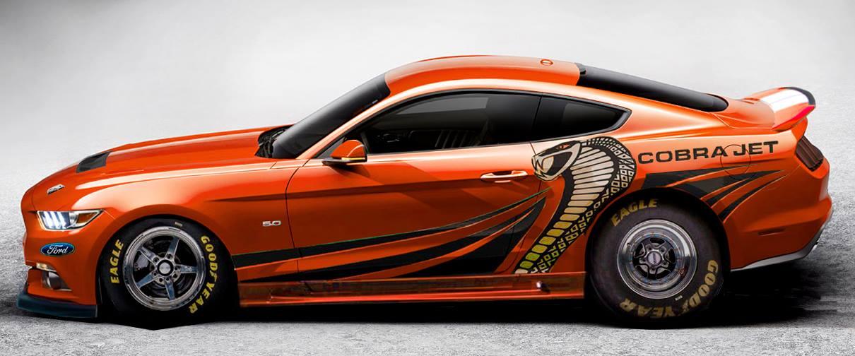 2015 Mustang Cobra >> 2015 Cobra Jet Mustang Rendered 2015 Mustang Forum News