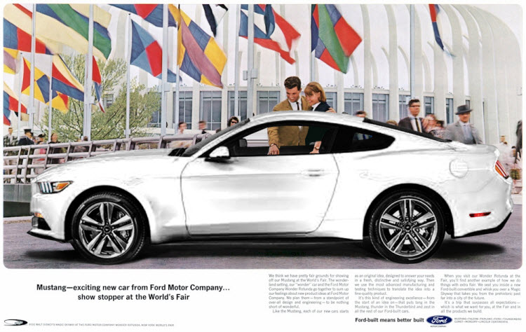 2015 mustang s 50th anniversary color could be wimbledon white