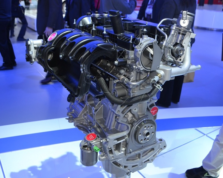2 3l 4 Cylinder Ecoboost 2015 Ford Mustang Will Not Get