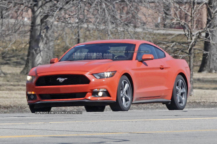 2015 Mustang Competition Orange7