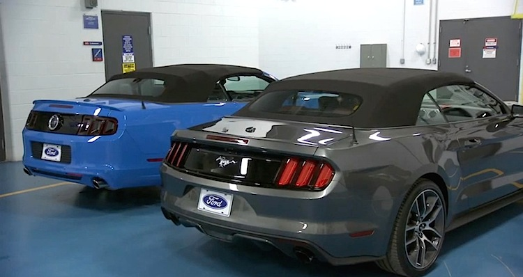 2015 ford mustang technical sessions | 2015+ mustang forum news blog