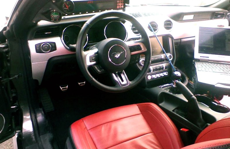 Some looks at red line leather interior 2015 mustang forum news blog s550 gt gt350 gt500 for 2015 mustang interior dimensions