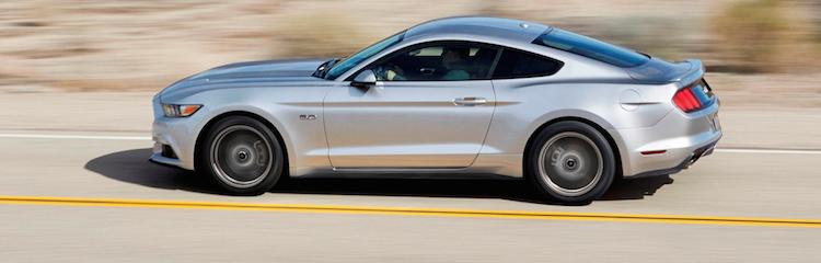 2015 Ford Mustang Media Reviews