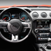 2015 Mustang Audio Systems