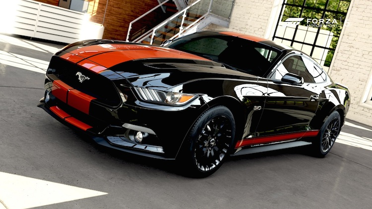 2015 Mustang Now Available on Forza Motorsport 5 | 2015 ...