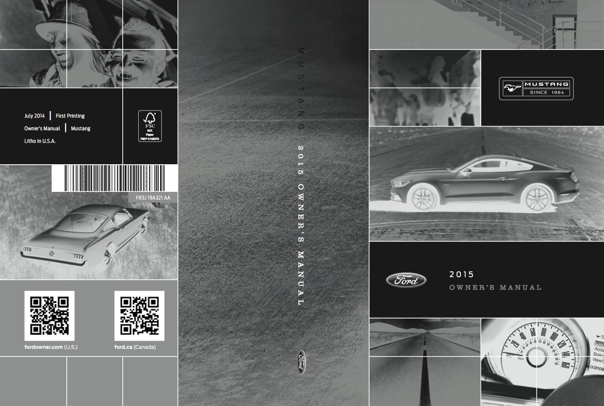 Ford mustang factory repair manual 2014 2015 2016 youtube.