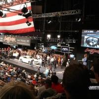2015 Mustang 50 Year Limited Edition - Barrett Jackson Las Vegas