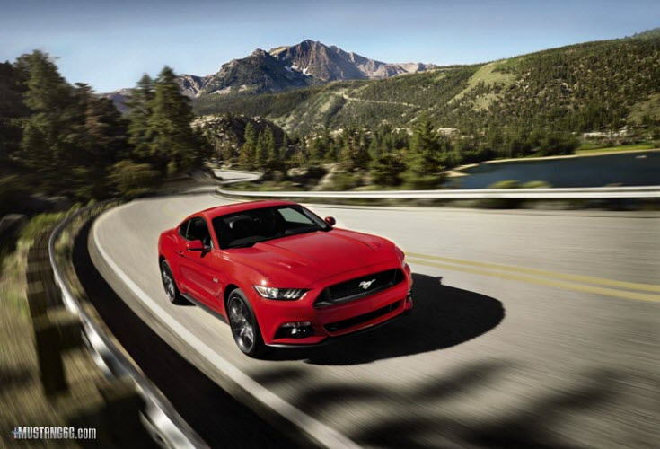 2015 Ford Mustang S550s Available For Sale at Dealerships Soon | 2015