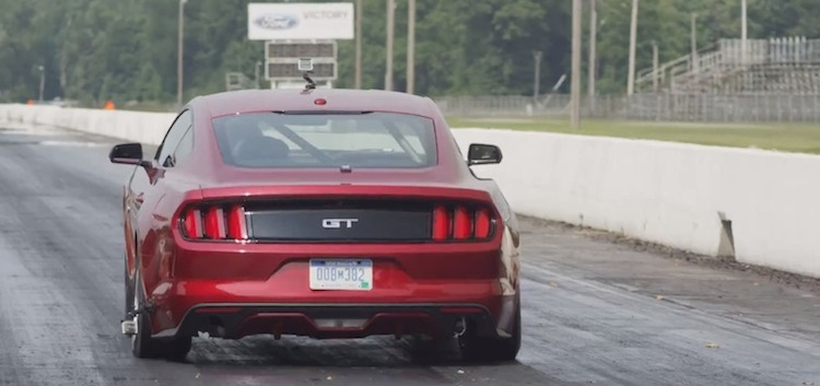 Mustang Drag Times By Ford Racing  L Ecoboost Na  L Gt And Supercharged  L Gt  Mustang Forum News Blog S Gt Gt Gt I