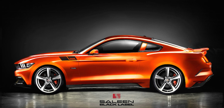 2015 Saleen 302 Mustang Order Guide Amp Price Quote 2015