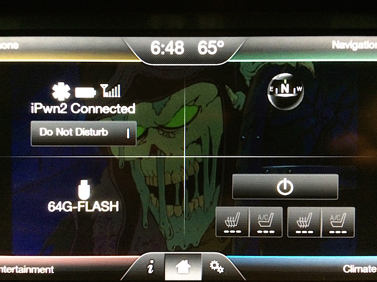 Customizing Myfordtouch On The New Mustang 2015 Mustang