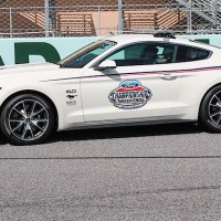 50 Year Limited Edition 2015 Ford Mustang Pace Car-2