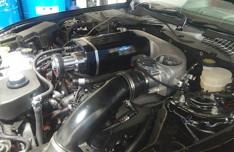 Boost Works Kenne Bell Supercharged 2015 Mustang GT Makes