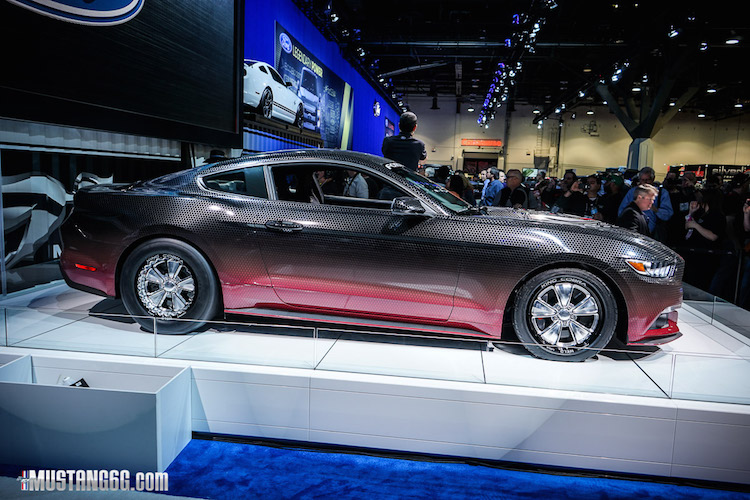 2015 King Cobra Mustang Concept Revealed! | 2015+ Mustang Forum News ...